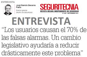 10º ANIVERSARIO GRUPO ON: NOS ENTREVISTA SEGURITECNIA